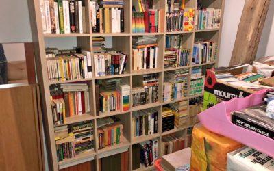 Livres, tout genres, tout styles.