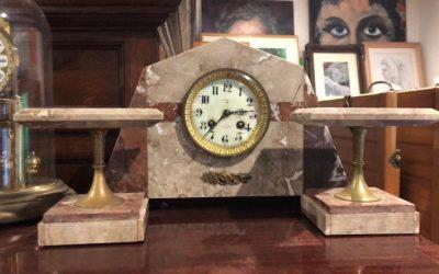 Pendule en marbre